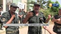 وهران: عمال محافظة الغابات يواصلون وقفاتهم الإحتجاجية للمطالبة برحيل المدير