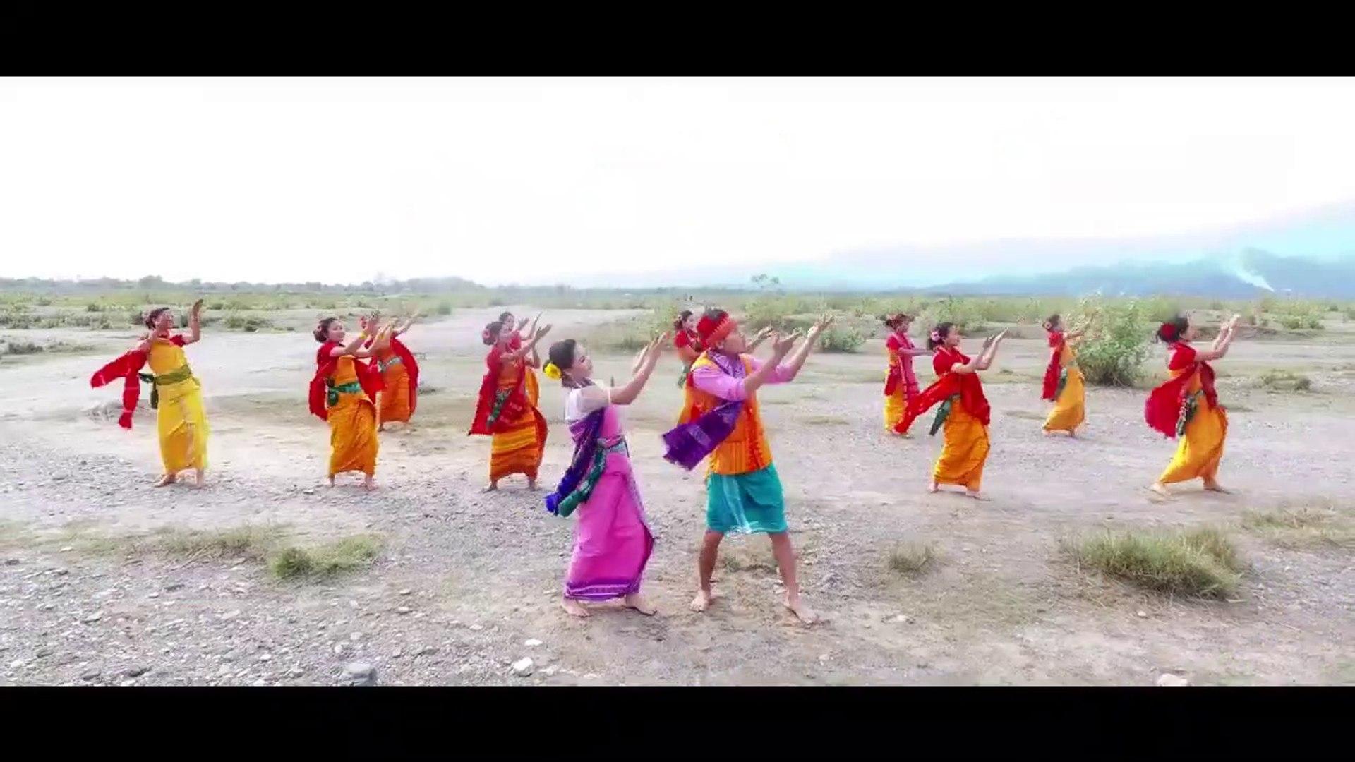 Dwmwilulu new bodo bwisagu music video song by Rubeen boro_2019 ft. Shimang & Mithinga (Official