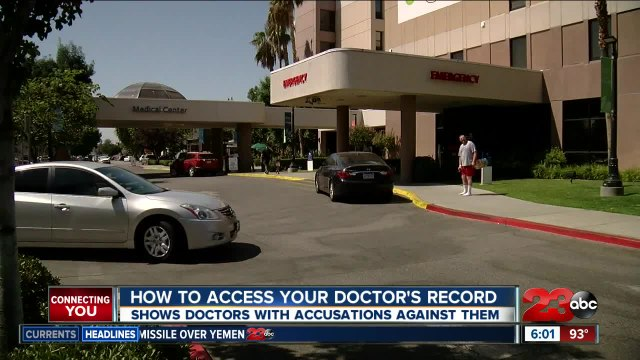 How to look up your doctor's records