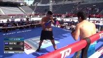 Dmitry Yun vs Javier Martinez (17-08-2019) Full Fight