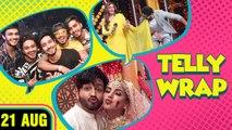 Prabhas - Shraddha Nach Baliye 9, Arshi On Dipika Kakar, Team 07 New Video | Top 10 Telly News
