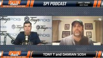 NFL Picks with Tony T and Damian Sosh Sports Pick Info 8/22/2019
