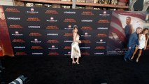 "Emily Sears ""Angel Has Fallen"" World Premiere in 4K"