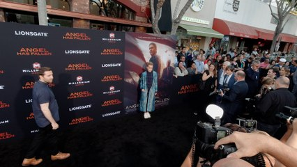 """Piper Perabo """"Angel Has Fallen"""" World Premiere in 4K"""