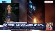 Un mort, plusieurs blessés: ce que l'on sait de l'incendie près de l'hôpital Henri-Mondor à Créteil