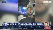 Booba s'adresse à BFMTV pour faire la mise au point sur la fusillade qui a eu lieu à la fin du tournage de son clip