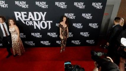 "Andie MacDowell ""Ready or Not"" LA Premiere Red Carpet in 4K"