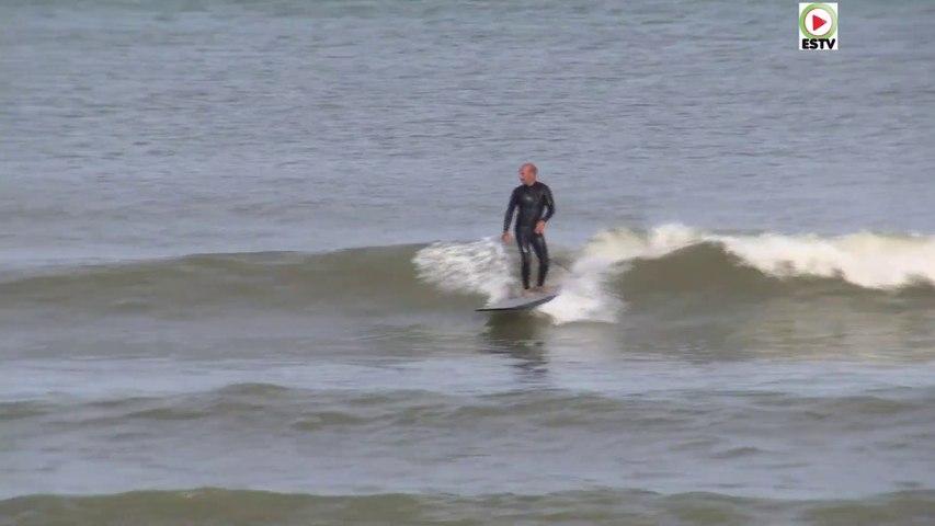 Montalivet: Petit Surf Californien Aout - Euskadi Surf TV