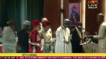 Nigeria's new cabinet inaugurated, president remains Petroleum minister