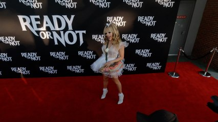 "Willam Belli ""Ready or Not"" LA Premiere Red Carpet in 4K"