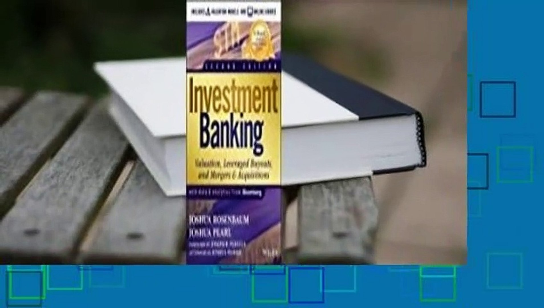 Full version  Investment Banking: Valuation Models + Online Course Complete