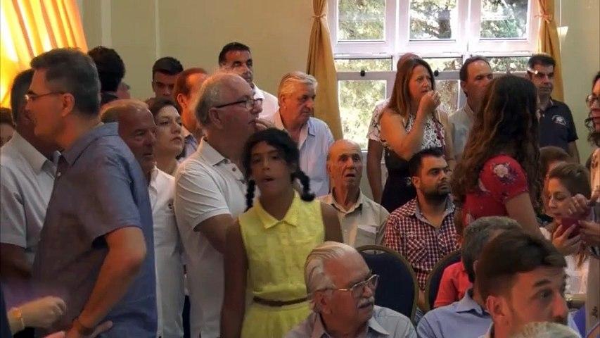 Ο Γιαννης Κοτζιας ορκίστηκε νέος Δήμαρχος  Ιστιαίας Αιδηψού