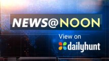 NEWS AT NOON, AUGUST 22nd