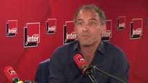 """Raphaël Glucksmann : """"Les Verts, le PS, dans leur forme actuelle, sont tous appelés à mourir"""""""