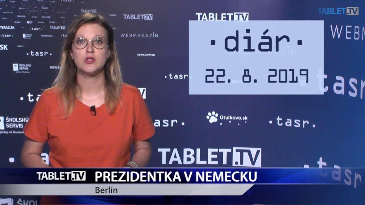 DIÁR: Prezidentka Z. Čaputová pokračuje v návšteve Nemecka