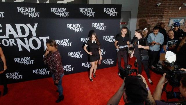 """Ariel Yasmine """"Ready or Not"""" LA Premiere Red Carpet in 4K"""