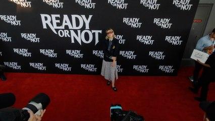 "Spencer Grammer ""Ready or Not"" LA Premiere Red Carpet in 4K"