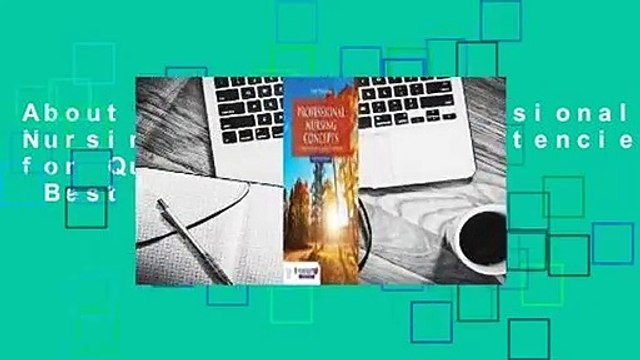 About For Books  Professional Nursing Concepts: Competencies for Quality Leadership  Best Sellers
