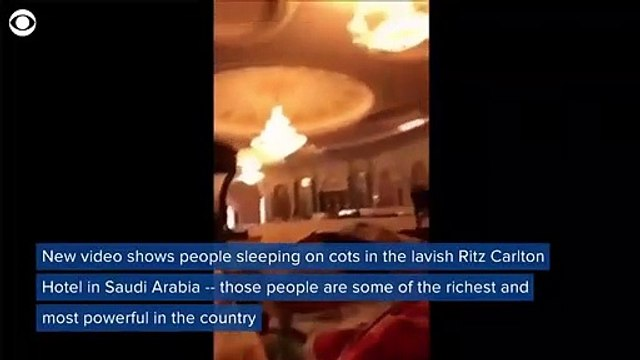 Saudi elites detained in Ritz Carlton after arrests on corruption charges (4) -===)(