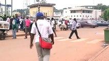 Cameroun- UNE INCENDIE DANS UNE CENTRALE ELECTRIQUE  MET LA CAPITALE DANS  LE NOIR