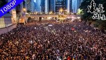 香港遊行示威活動兩個月 英美兩國在其中一唱一和 面對一對亂港兄弟 香港政府應該如何應對 | 東邊西邊