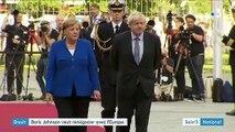 Brexit : le Royaume-Uni de Boris Johnson veut renégocier avec l'UE