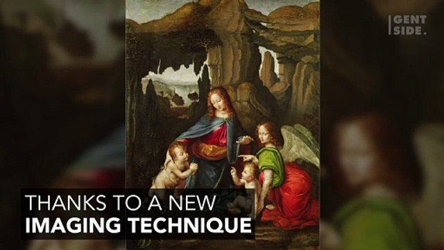 There's A Hidden Drawing In One Of Leonardo Da Vinci's Masterpieces