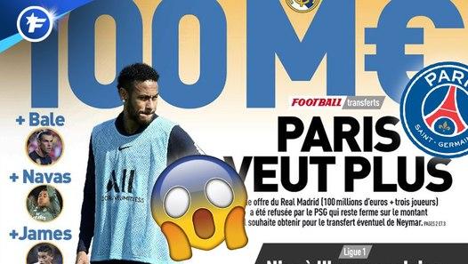 Le FC Barcelone commence à paniquer pour Neymar, Naples n'en peut plus du dossier Mauro Icardi