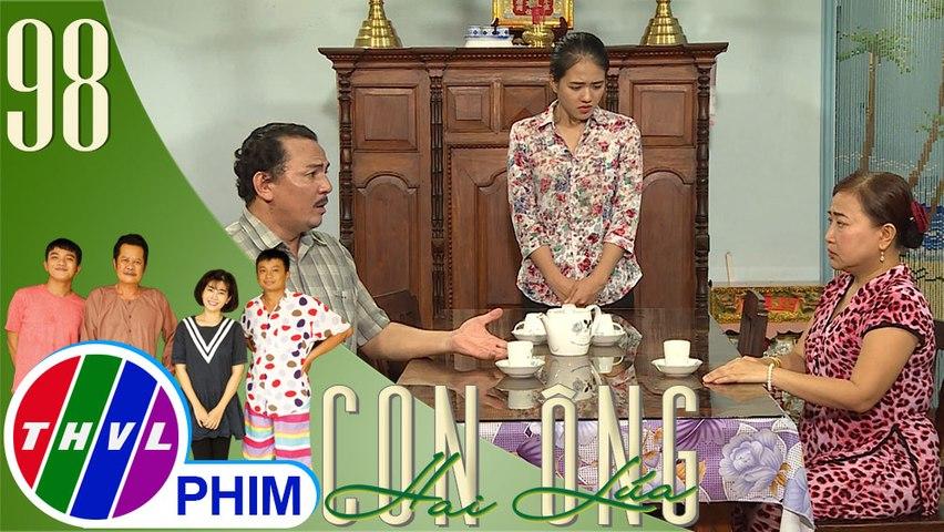 THVL   Con ông Hai Lúa - Tập 98[5]: Gia đình phản đối kịch liệt chuyện tình của Bảy Cò và Hai Nhái