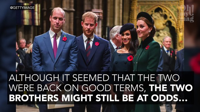Kate And William- We Now Know The Reason For Their Disagreement With Harry And Meghan