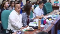 Bato scolds NUSP president for mentioning Sanchez remark during ROTC probe