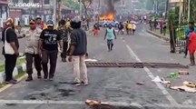 Jakarta envoie l'armée et coupe internet en Papouasie occidentale