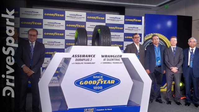 Goodyear Wrangler AT Silenttrac & Assurance Duraplus 2 Launched In India: Features & Details