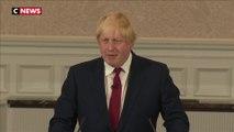 Boris Johnson reçu par Emmanuel Macron ce jeudi