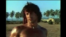 Rambo workout / Sylvester Stallone training - First Blood