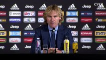 La conferenza stampa di Pavel Nedved pre Parma-Juventus - 23.08.2019