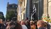 Pesticides. Les soutiens à Langouët prennent le micro à Rennes