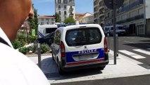 G7 à Biarritz avec deux policiers mobilisés pour l'évènement