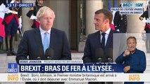 """Boris Johnson sur le Brexit: """"Je cherche un accord et je pense que nous arriverons à cet accord"""""""