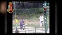 Torino - Scippano telefonino a una donna: arrestati poco dopo dalla Polizia (22.08.19)