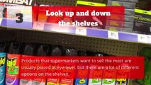 Supermarket money saving tips