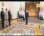 رئيس هيئة قضايا الدولة الجديد يؤدى اليمين الدستورية أمام الرئيس السيسى