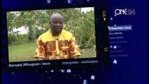 CINÉ 24 : Bénin : Barnabé Affougnon, Interprète- Comédien et réalisateur