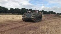Balade en char militaire : la nouvelle attraction du Normandy victory museum