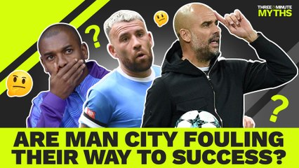 Are Manchester City a dirty team? | Three Minute Myths