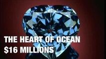 Top 10 Top 10 Diamond Jewelry Design Ideas=Diamond Earrings=Necklaces=Rings_2