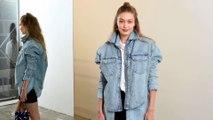 Irina Shayk and Gigi Hadid team up to front latest Burberry campaign
