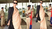 Kangana Ranaut GETS trolled for wearing Rs 600 saree with expensive bag | FilmiBeat