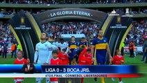 Boca Jr. logra la primera victoria en cuartos de final de la Copa Libertadores ante Liga de Quito