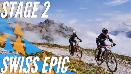 Leading duos still on top after close finish   Swiss Epic 2019: Stage 2